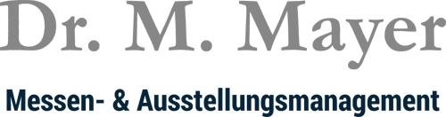 Dr. M. Mayer – Messen, Ausstellungen, Tastings